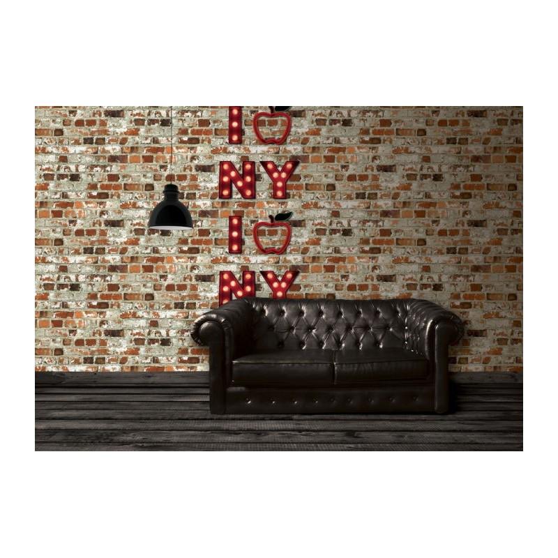 Skandynawska tapeta na ścianę